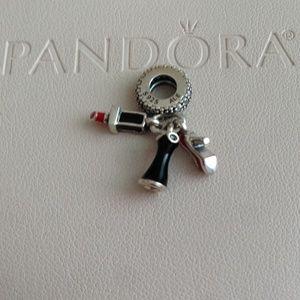 Pandora Glamour Trio Dangle Charm